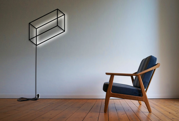 dimensie lamp uit Wonderland 2